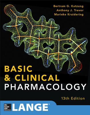 Basic and Clinical Pharmacology By Katzung, Bertram/ Masters, Susan B./ Trevor, Anthony